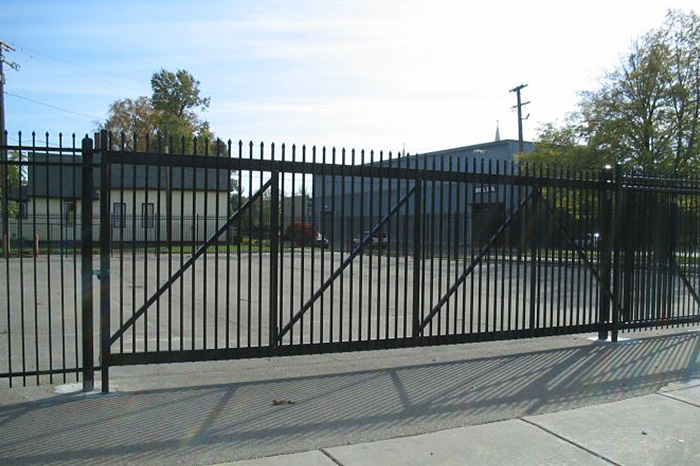 Gates & Access Controls